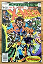 X-Men #107 Marvel Comic October 1977 1st Appearance Starjammers