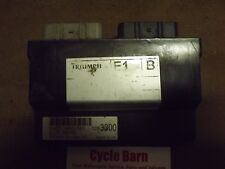 2009 Triumph Daytona 675 Used DCI Box
