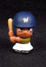 """MLB TEENYMATES ~ 1"""" Batter Figure ~ Series 1 ~ Brewers ~ Minifigure"""