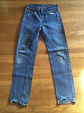 Vtg  Levis Single Stitch 505 Redline 501s Jeans Usa WORN Zipper 32 34 1/2