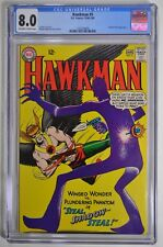 Hawkman (1st Series) #5 1964 CGC 8.0 OW/W pages Shadow Thief