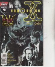 The X Files-Annual 2-Topps Comics  1996-Comic