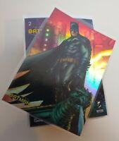 2012 Batman the Legend Master Set - All Base, Foil Parallels, Inserts !
