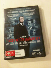 'TINKER TAILOR SOLDIER SPY' 2011 Region 2,4 DVD - Gary Oldman, Tom Hardy