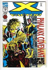 X-FACTOR # 106 1994 Marvel (vf-)  Foil Enhanced Wrap Around cover