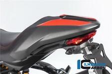 Ilmberger MATT Carbon Fibre Pillion Seat Cowl Cover Ducati Monster 1200 2017