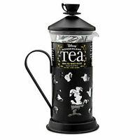 Disney Parks Alice Wonderland Tea Press Mad Tea Party Blend Gift Set - NEW