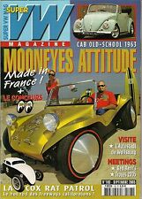 SUPER VW MAGAZINE N°193 MOONEYES ATTITUDE SEPTEMBRE 2005