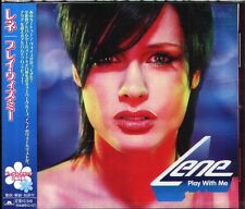 Lene - Play With Me - Japan CD+2BONUS - NEW - 14Tracks