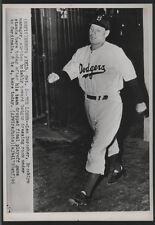 1946 Original Baseball Wire Photo - The Loser (Leo Durocher)