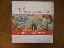 Living Constitution of The U.S. LP 1961 -  Distributed by 76 Union Oil