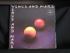 Wings. Venus And Mars. 33 lp Gatefold Record Album. 1975. Made In Australia
