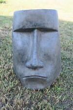 Easter Island Head Face Moai Garden Statue Ornament Sculpture 56 Cm