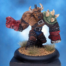 Painted Ral Partha MageKnight Miniature Troll Brawler