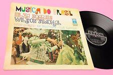 ELZA SOARES LP MUSICA DO BRASIL ORIG ITALY 1970 EX+ LAMINATED COVER