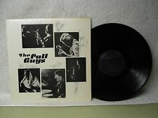 The Fall Guys LP Autographed Very Clean 1981 Private Show Lounge PA MN Orig!