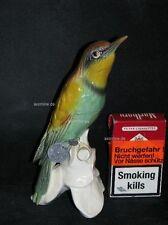 +# A010362_04 Goebel Archiv Muster Vogel Bird Bienenfresser CV82 Plombe