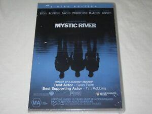 Mystic River - 2 Disc Edition - Brand New & Sealed - Region 4 - DVD