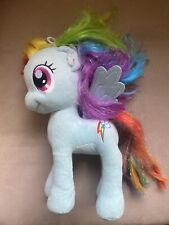 "My Little Pony Friendship is Magic Rainbow Dash Soft 11"" Stuffed Plush Toy"