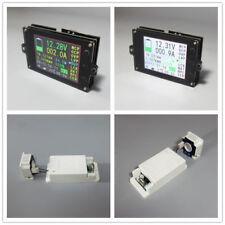 Sans Fil Voltmètre Ampèremètre Dc 120V 300A Volt Amp Ah Soc Restant Capacité