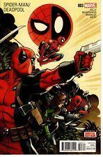 Spider-Man Deadpool #3 (May 2016) w/Digital Code
