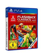 Atari Flashback CLASSICS VOL. 2 ps4 nuovo (versione 15.04.17)