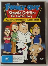 FAMILY GUY PRESENTS STEWIE GRIFFIN THE UNTOLD STORY DVD (#DVD00113)