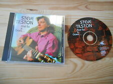 CD Folk Steve Tilston - And So It Goes ..  (13 Song) FLYING FISH -cut out-