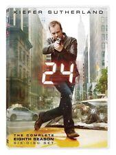 24~ Complete 8th Eighth Season 8 Eight ~ BRAND NEW 6-DISC DVD SET
