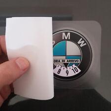 Disco Orario Adesivo Gadget Auto Personalizzato Bmw