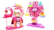 2008 2009 My Little Pony Ponyville Sweetie Belles Gumball House Ferris Wheel