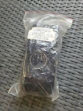 METAL 2.5 Meter Black KNEE POWERLIFTING STRONGMAN WRAP - NEW IN PACKAGE EliteFTS