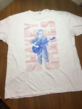 Shakey Graves T-Shirt Mens Tag XXL Concert White Tour