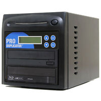 ProDuplica​tor 1 Burner Blu-ray BDXL MDisc CD DVD Drive Duplicator Writer Tower