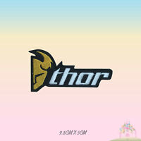 Thor Super Hero Movie Video Games Embroidered Iron On Sew On Patch Badge