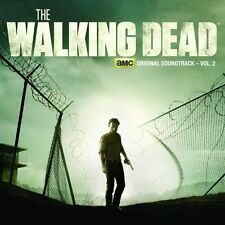 NEW The Walking Dead - AMC Original Soundtrack, Vol. 2 (Audio CD)
