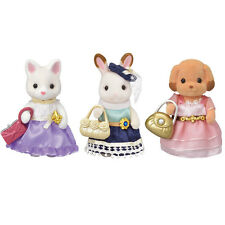Sylvanian Families TOWN GIRL BUNDLE Town Series Epoch Japan Calico Critters