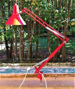 Lampe d'architecte Jacob Jacobsen pour Luxo – Vintage années 70