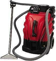 SANITAIRE SC6088B/30RR59 10 GALLON PORTABLE CARPET EXTRACTOR WITH HEATER 110V