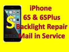 iPhone 6S,6S+ Backlight Dim Light Repair Micro Soldering Mail in Service