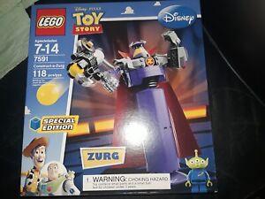 NEW Lego Toy Story Construct-a-Zurg #7591 BNIB