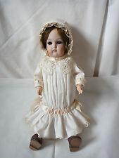 WAGNER AND ZETZCHE CHARACTER DOLL. 15 1/2 inches - Circa 1910 (Gebruder Heubach)