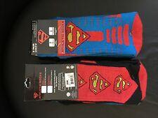 Super Man athletic sock 2 Pair crew