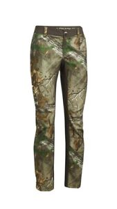 Under Armour Storm Fletching Early Season Realtree Hunting Pants Womens Size-2