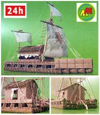 Kit montaggio zattera KON-TIKI Mantua Model art. 703 nave kit boat