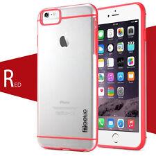 Poetic Atmosphere Red【Slim-Fit Tranparent】Case For Apple iPhone 6 Plus / 6S Plus