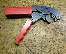 Molex Crimp Tool Hc 1001 See Description Bad Ratchet Mechanism