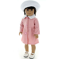 Doll Clothes J Kennedy Outfit Dress Fits American Girl & Other 18 Inch Dolls