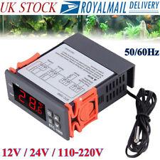 12/24/220V STC-1000 Digital Temperature Controller Temp Sensor Thermostat Contro