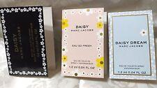 3 Marc Jacobs Daisy Daisy Dream and Daisy Eau so Fresh     MOST POPULAR SET OF 3